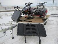 Karavan Raptor *** 2 Place *** 3K Heavy Duty Sled Trailer !!!