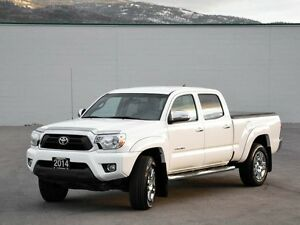 2014 Toyota Tacoma Limited 4wd