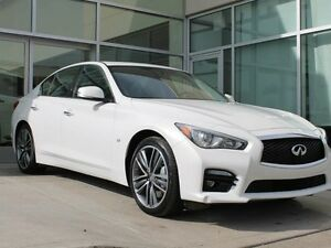 2014 Infiniti Q50 SPORT/NAVIGATION/HEATED SEATS/BACK UP MONITOR