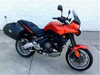 2007 KAWASAKI VERSYS - HARDBAGS - WINDSHIELD - GREAT CONDITION!!
