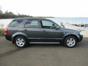 2006 Ford Territory SY Ghia (4x4) Ego 6 Speed Auto Seq Sportshift Wagon Dapto Wollongong Area Preview