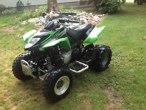Used 2007 Arctic Cat 250 DVX
