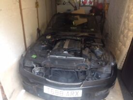 Z3 BMW automatic car Spares