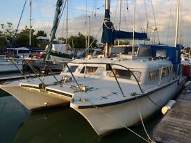 CATALAC 9M SAILING CATAMARAN - TWIN DIESELS -7 BERTH