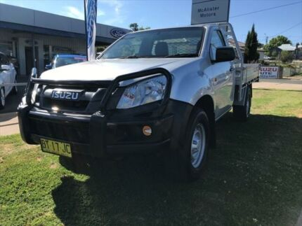 Used D-Max 4X4 Single Cab Chassis EX Manual