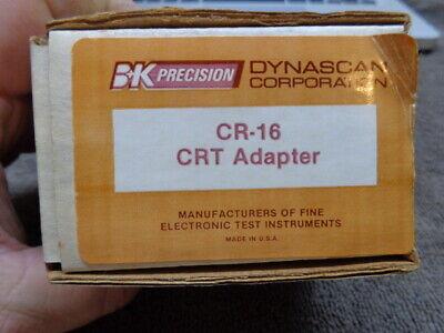 Bk Cr-16 Crt Test Adapter - For Precision 467 470 480 490 Testerrejuvenator