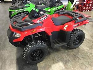 2016 Arctic Cat 400 4x4 - INVENTORY CLEAROUT!!!