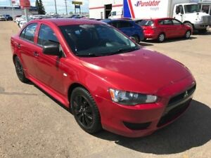 2011 Mitsubishi Lancer DE | 5-spd Manual | Value |