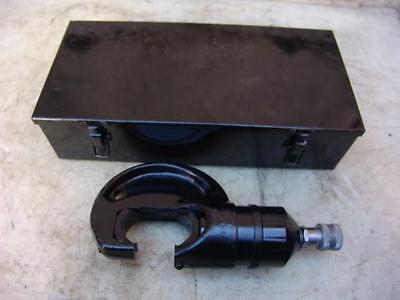 Burndy Y46 Hydraulic Crimper Hypress Works Fine