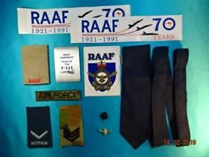 MILITARIA – COLLECTABLE RAAF MEMORABILIA
