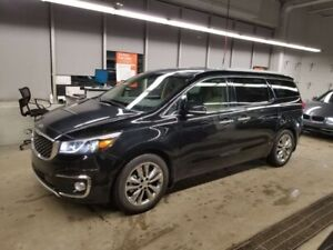 2016 Kia Sedona SXL+; FULLY LOADED, 7 PASS, NAV, SMART CRUISE, L