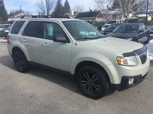 2008 Mazda Tribute GX FULL!! CUIR 4X4