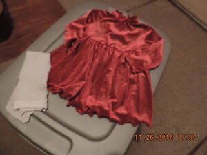 Girl's Size 12-18months Party Dresses & Tights London Ontario image 1