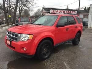 2009 Ford Escape XLT/Automatic/4x4/4 Cylinder/Certified
