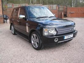 2004 54 Land Rover Range Rover 3.0 Td6 auto HSE
