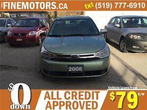 2008 Ford Focus SE London Ontario image 3