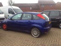 Ford Focus st 170 Spares or repairs