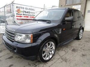 Land Rover Range Rover Sport 4WD 4dr HSE 2008