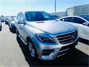 2015 ML350 BT 4Matic *No Story* PANO Roof *Keyless *NAVI *LOADED