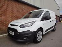 2014 FORD TRANSIT CONNECT 1.6 TDCi 75ps Full Serv History