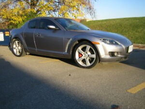 2004 mazda rx8 blacked out. 2004 mazda rx8 gt coupe rx8 blacked out