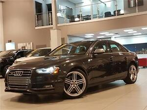 2014 Audi S4 3.0 PROGRESSIV-6 SPEED-QUATTRO