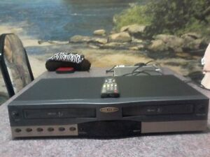 GO-Video Dual Deck VCR Kitchener / Waterloo Kitchener Area image 1