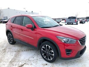 2016 Mazda CX-5 Grand Touring ... Navigation, Sunroof, Leather!