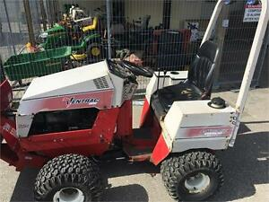 Ventrac 4100 Tractor With Mower