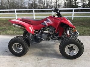 Hyosung TE 450 Sport 4 Wheeler Quad For Sale (price reduced)