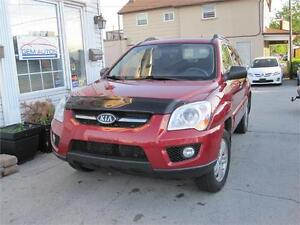 2010 Kia Sportage LX Clean Carproof AWD 2,7L V6  ECO Clean