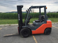 forklift chariot elevateur toyota