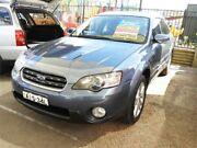 2003 Subaru Outback B4A MY04 R AWD Blue 5 Speed Sports Automatic Wagon Minchinbury Blacktown Area Preview