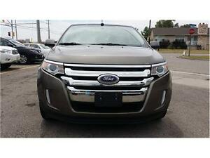 2013 Ford Edge Limited, Nav, Backup Cam,4 cylinder