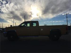 2007 Chevy Silverado 2500HD 4x4 = 187K = EXT CAB LONG BOX Edmonton Edmonton Area image 3