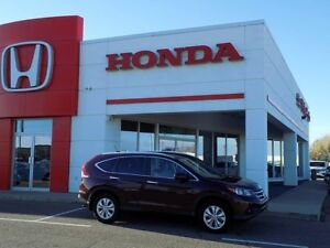 2014 Honda CR-V Touring 4dr All-wheel Drive