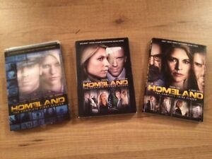 Homeland - complete seasons one, two and three