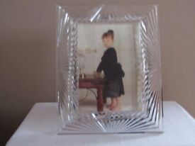Medium crystal frame 2
