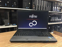 Fujitsu LIFEBOOK E752 Core i5-3210M 2.50Ghz 4GB Ram 320GB HDD Win 7 laptop
