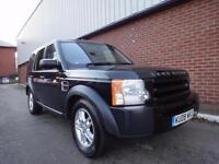 2008 LAND ROVER DISCOVERY 3 2.7 TD V6 S 5dr