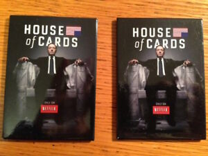 Selling 2 Netflix House of Cards Magnets - NEW