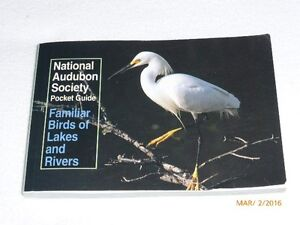 Familiar Birds of Lakes and Rivers