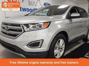 2016 Ford Edge SEL AWD with heated seats, keyless entry, push st