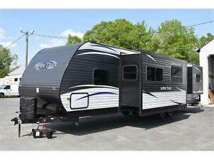 2017 DUTCHMEN ASPEN TRAIL 3600 QBDS!, 2 QUEEN BEDROOMS!$30995!