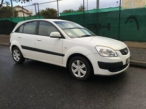 2006 Kia Rio JB  5 Speed Manual Hatchback Somerton Park Holdfast Bay Preview