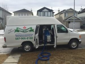 AFFORDABLE DEEP STEAM CARPET CLEANING & FURNACE DUCT CLEANING +S
