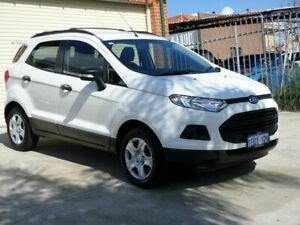 2015 Ford Ecosport BK Ambiente White 5 Speed Manual Wagon Mount Lawley Stirling Area Preview