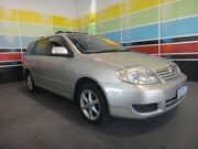 2004 Toyota Corolla ZZE122R Conquest Sparkling Silver 4 Speed Automatic Wagon Wangara Wanneroo Area Preview