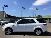 2014 Ford Territory SZ TX (RWD) White 6 Speed Automatic Wagon Carindale Brisbane South East Preview