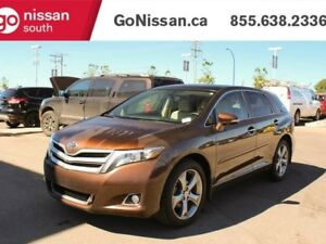 2014 Toyota Venza LIMITED, LEATHER, NAV, PANO SUNROOF,